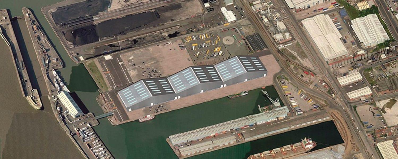 Peel Ports – Liverpool Docks