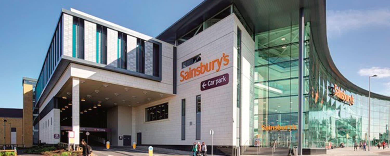 Sainsbury's Megastore Blackpool
