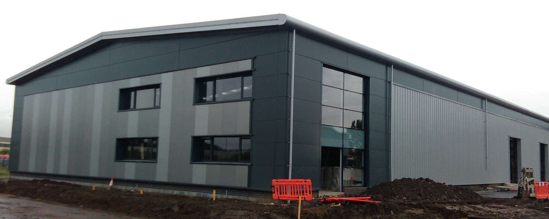 Unit 604, Clyde Gateway East Glasgow – Warehouse/Distribution