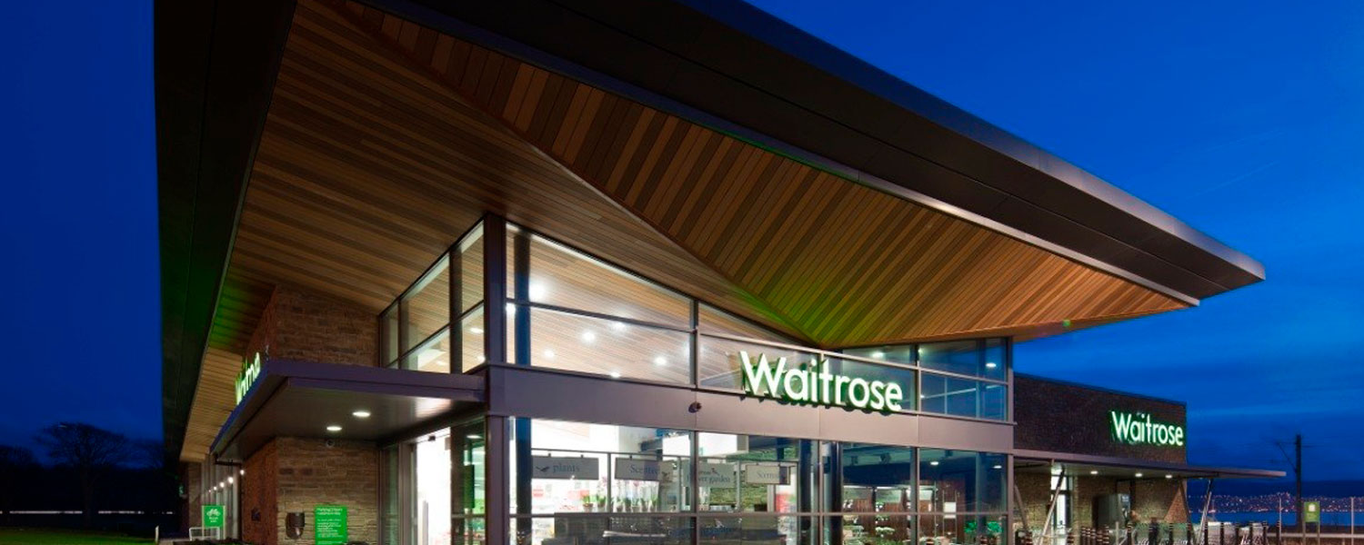 New Waitrose Store – Cardross Road, Helensburgh