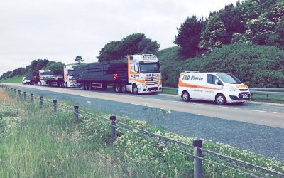 Structural Steelwork – AECC – Wide Load Transportation