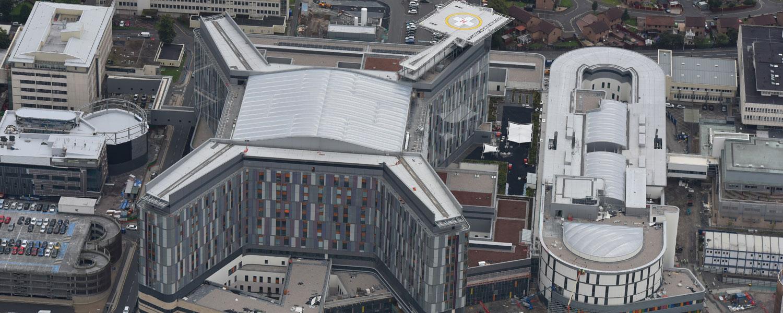 Queen Elizabeth University Hospital – Glasgow
