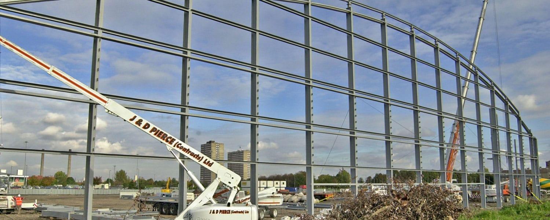 Toryglen Sports Arena Glasgow J Amp D Pierce