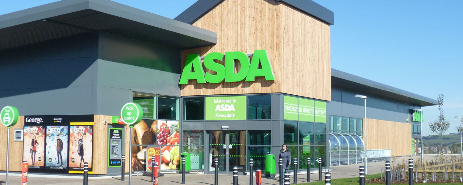 New ASDA Store – Station Road, Armadale, Livingston