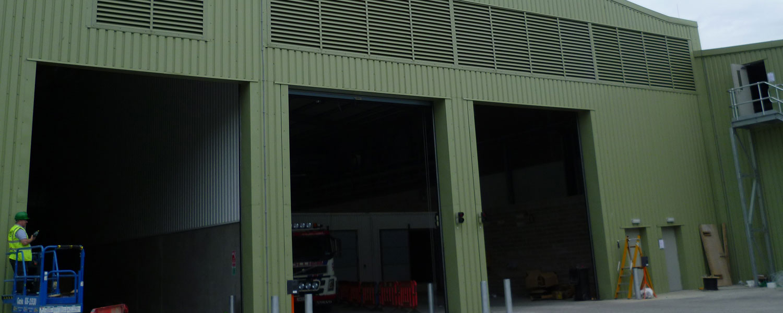 Lochhead Energy Bio Waste Facility – Dunfermline