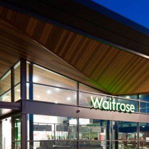 Waitrose Helensburgh - Roofing and cladding - JDPierce