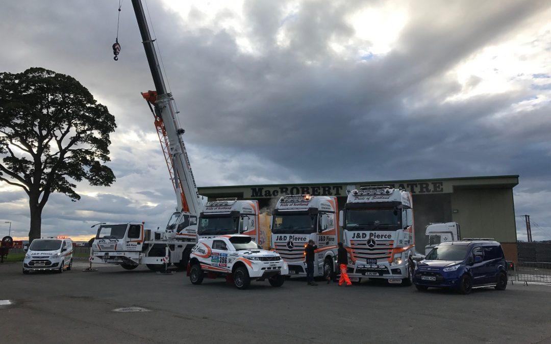 Truckfest Scotland 2017