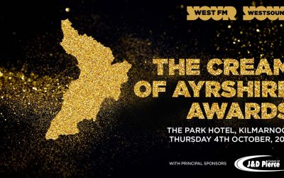 The Cream of Ayrshire Awards 2018