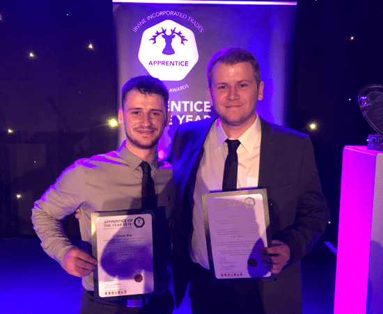 North Ayrshire Apprentice of the Year 2018