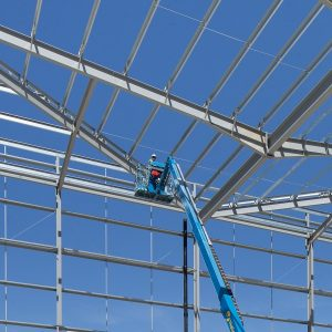 Cold Rolled Purlins & Rails | J & D Pierce