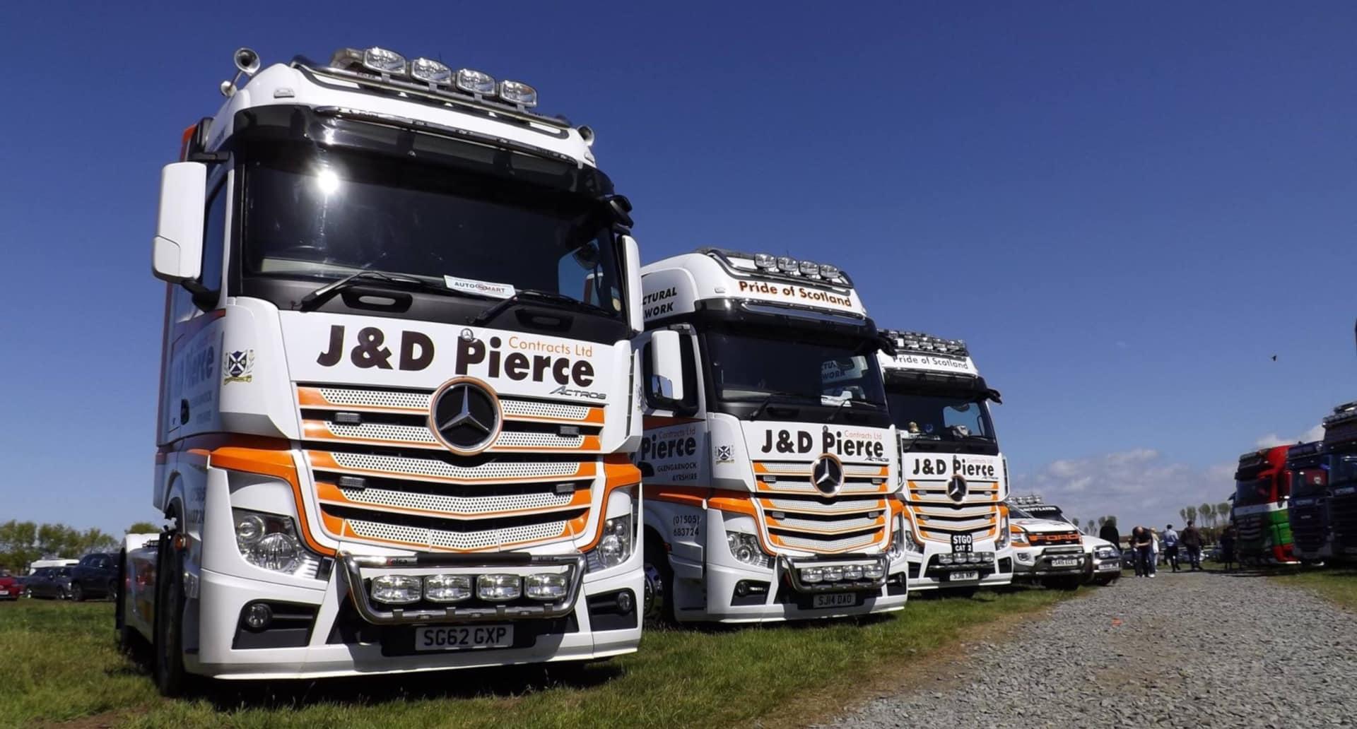 Truckfest | J & D Pierce