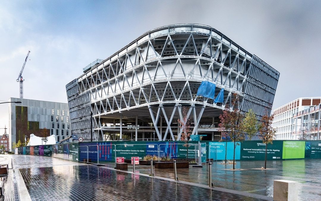 Site Update: National Innovation Centre, Newcastle University