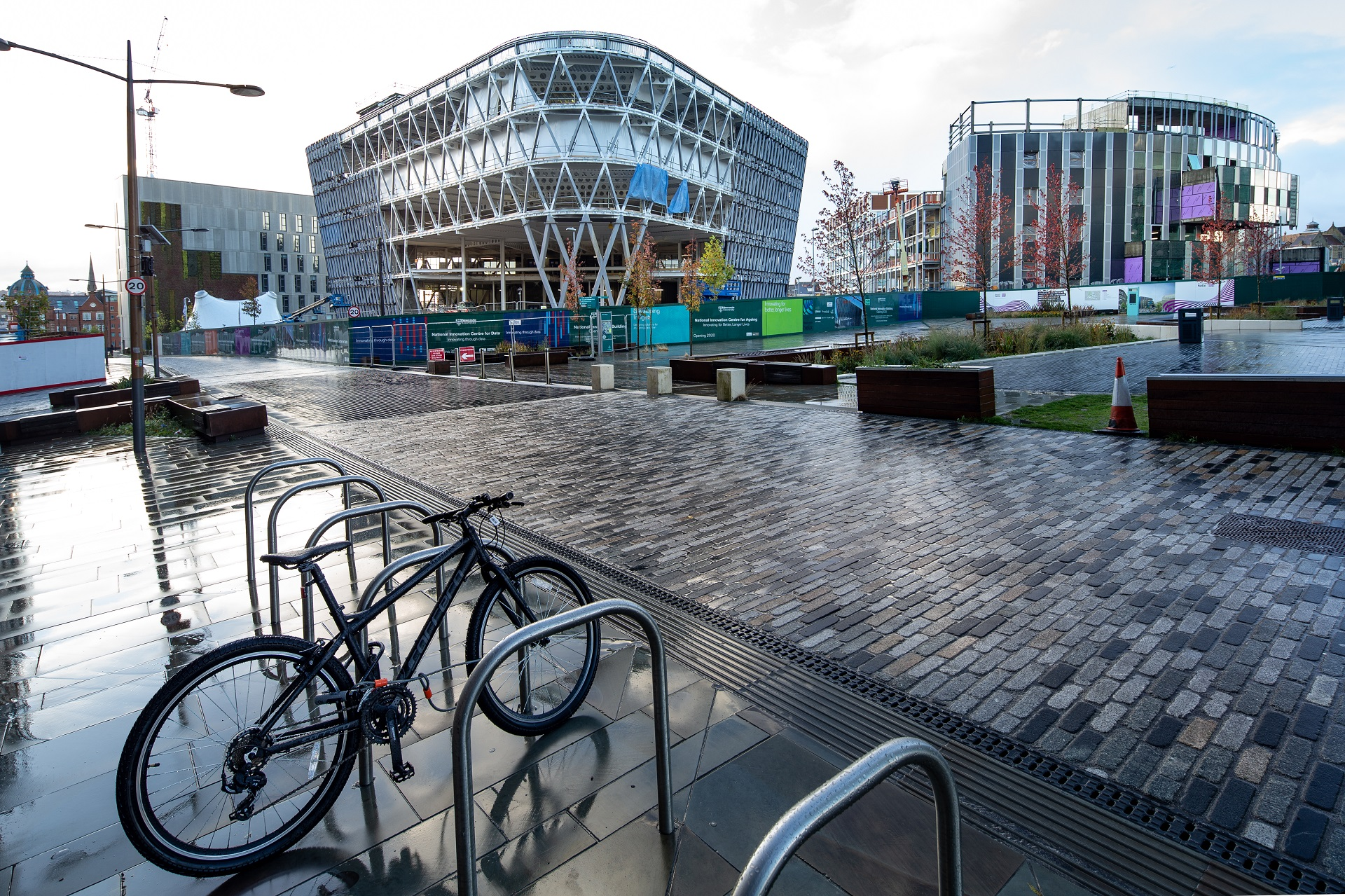 National Innovation Centre, Newcastle University | J & D Pierce