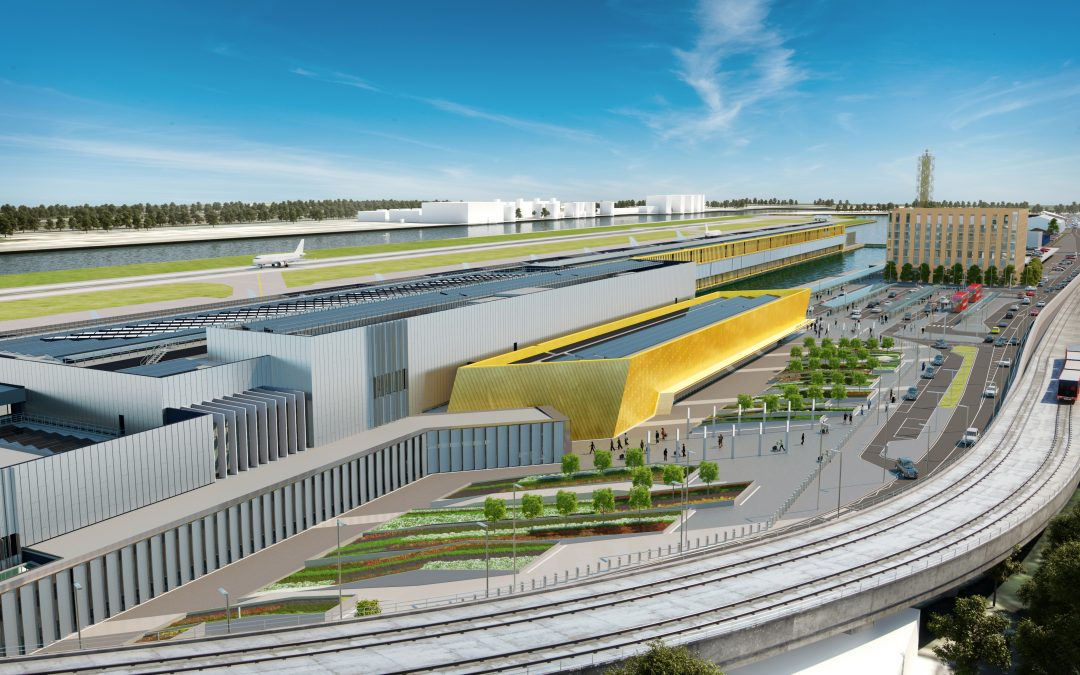 London City Airport Expansion Win For J & D Pierce