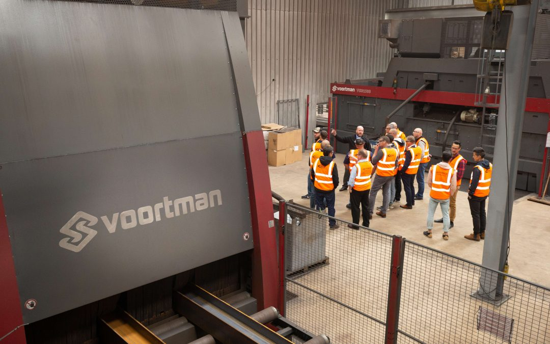J & D Pierce Welcomes Voortman Guests
