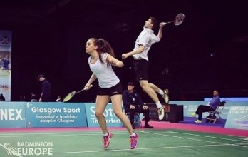 J&D Pierce Become Sponsor Of Local Badminton Player