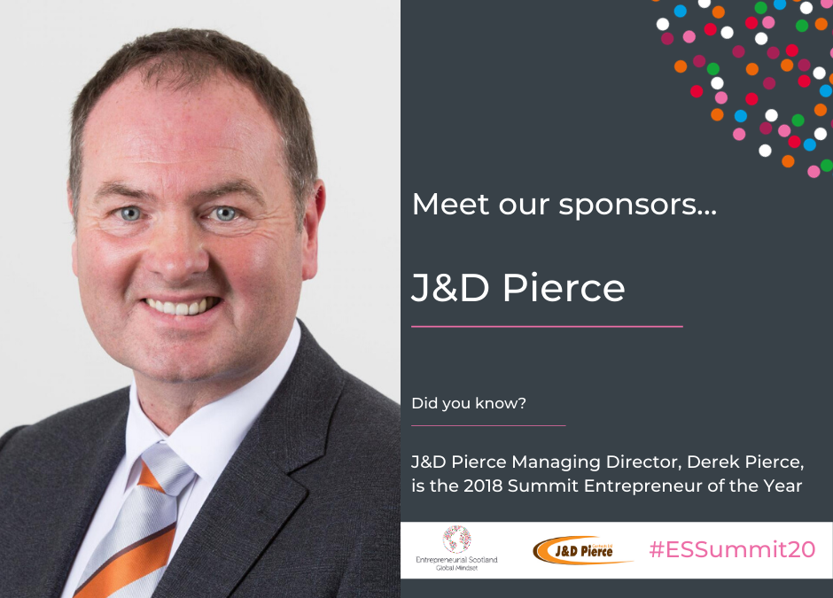 J&D Pierce Sponsor ES Summit 2020