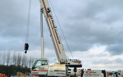 New 150t Mobile Crane Delivered