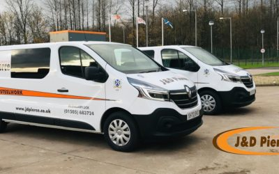 New Vans Added to Fleet