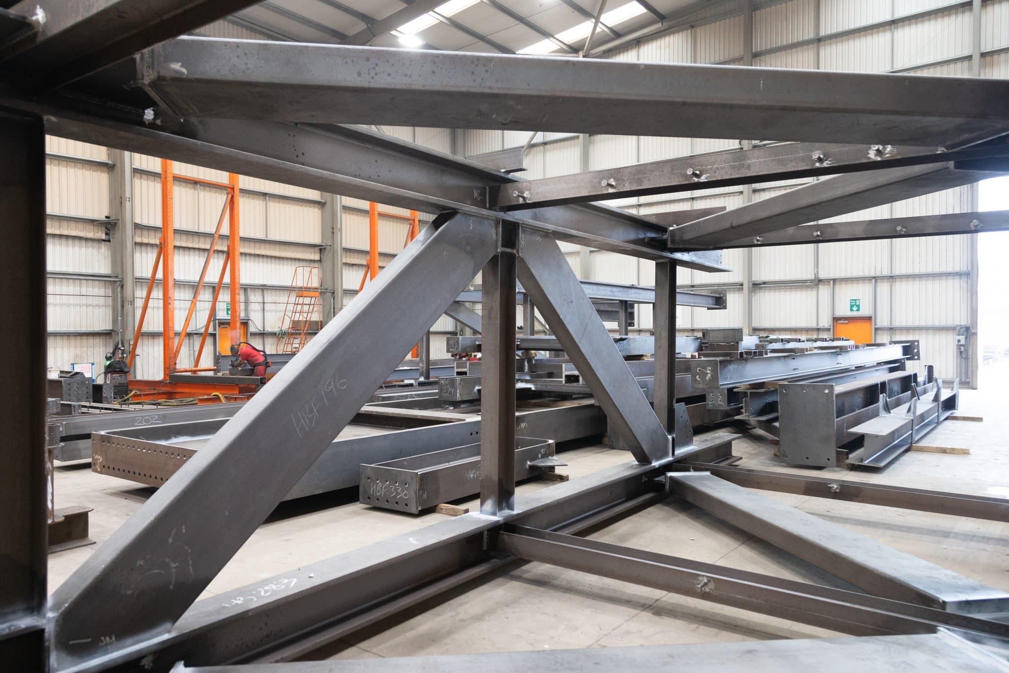welded steel frames 2
