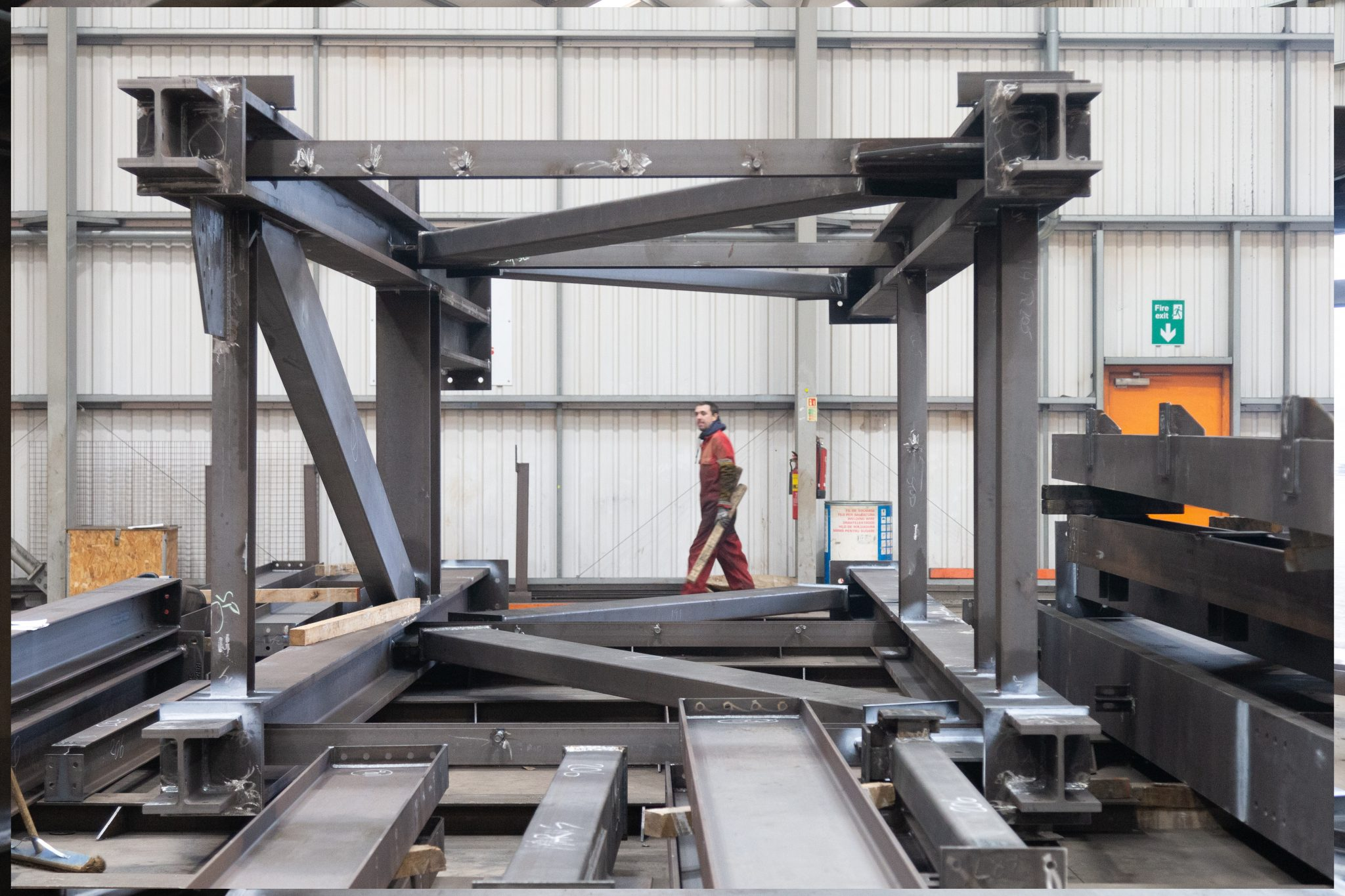 welded steel frames 3