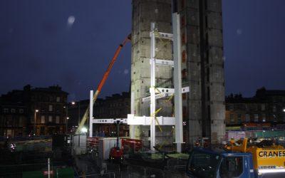 Construction Begins on Haymarket Project
