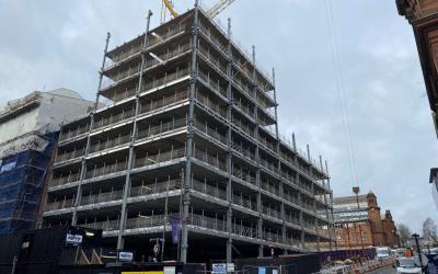 Project Update:  George Street, Glasgow