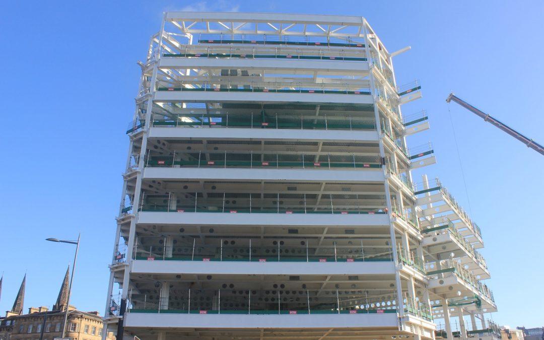 Project Update:  Haymarket Edinburgh