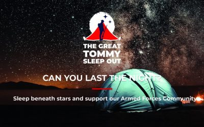 The Great Tommy Sleep Out