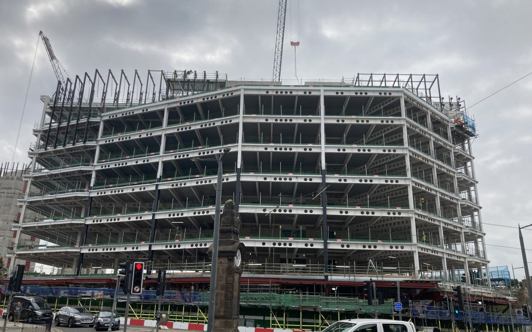 Haymarket Project Reaches Completion