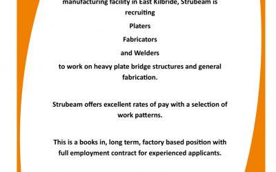 Strubeam Recruitment
